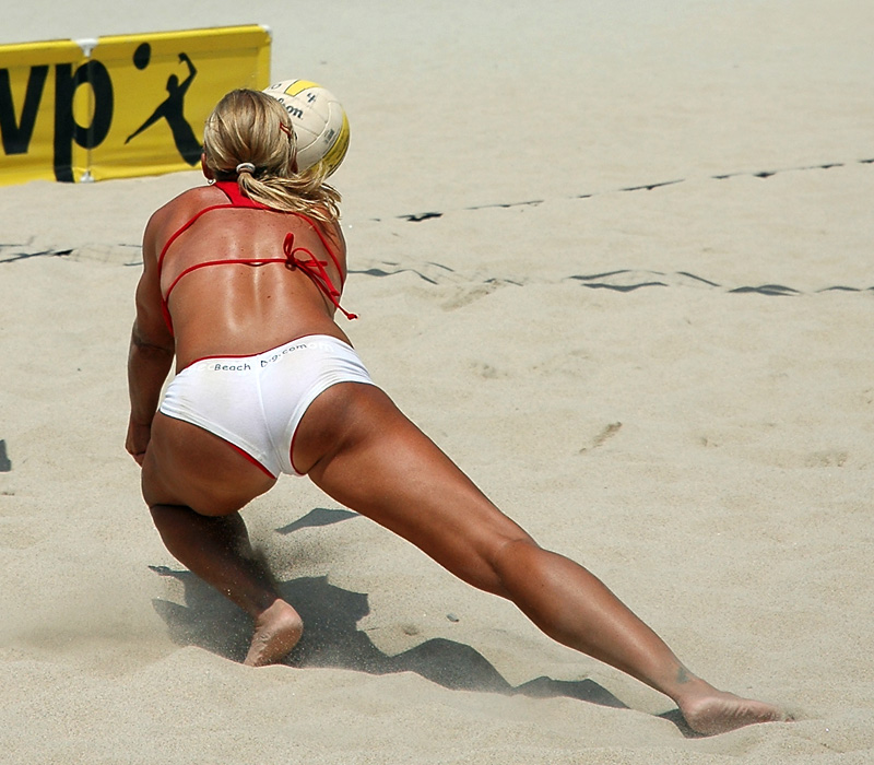 Cindy Phillips Volleyball